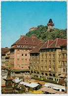 GRAZ      STEIERMARK  HAUPTPLATZ         (VIAGGIATA) - Graz