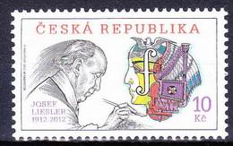 ** Tchéque République 2012 Mi 707, (MNH) - Czech Republic