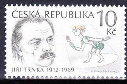 ** Tchéque République 2012 Mi 709, (MNH) - Czech Republic