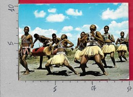 CARTOLINA VG KENIA KENYA - Kitui Dancers  - 10 X 15 - ANN. 1976 - Kenia