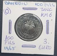 MA - Bahrain 1965 Coin 100 Fils - UNC - Bahrein