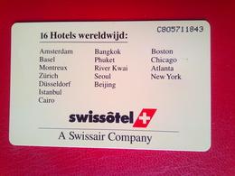 Swissotel  2 1/2 Guilders Mint - Netherlands