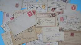 Lot De 29 Entiers Postaux Pour Etude Tous Pays , 15 Scans A Voir - Timbres