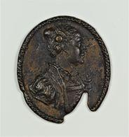 1482-1517 MARIA D'ARAGONA INFANTE DI SPAGNA E CONSORTE RE PORTOGALLO - Royaux/De Noblesse