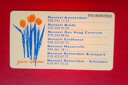 Novotel  10 Guilders Mint - Netherlands