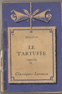 LE TARTUFFE De Molière Edition Classiques LAROUSSE - Livres, BD, Revues
