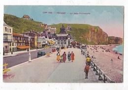 Carte Postale Fecamp La Jeté Promenade - Fécamp