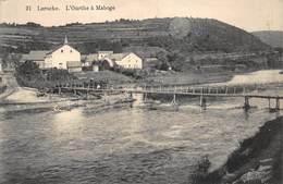 Luxembourg   L'Ourthe à Maboge          I 4570 - La-Roche-en-Ardenne