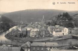 Luxembourg   Laroche  Panorama         I 4571 - La-Roche-en-Ardenne