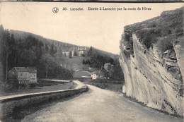 Luxembourg   Laroche  Entrée à Laroche Par La Route De Hives          I 4572 - La-Roche-en-Ardenne