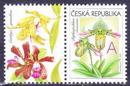 ** Tchéque République 2012 Mi 744 Zf, (MNH) - Czech Republic