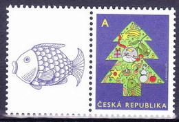 ** Tchéque République 2012 Mi 751 Zf, (MNH) - Czech Republic