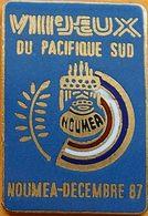 HH  326....ECUSSON.....  DOM  TOM  ET AUTRES ILES..........NOUMEA....Capitale De La Nouvelle-Calédonie - Ciudades