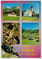 UNKEN      WANDERBARES  UNKEN  IM  PINZGAU           (VIAGGIATA) - Unken