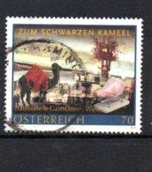 2014 - 3129 - ° - Gastronomie Schwarzes Kameel -Wien - 1945-.... 2. Republik