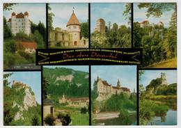 DAS  OBERE  DONAUTAL         (NUOVA) - Austria