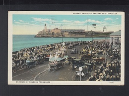 Cuba PPC Habana Paseo De Carnaval - Postcards