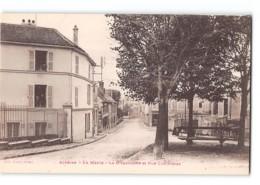 CPA 78 Acheres Mairie Le Dispensaire Rue Coffinieres - Acheres