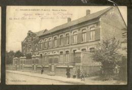 CP-ABLAIN-St-NAZAIRE - Mairie Et Ecoles - Frankreich