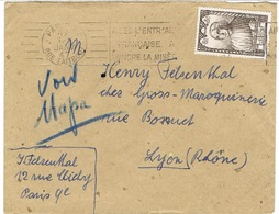 769 JEAN DE GERSON SEUL SUR LETTRE - 1921-1960: Periodo Moderno