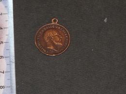 SOUVERAIN EDOUARD 7 - 1907 - MEDAILLON - Altri
