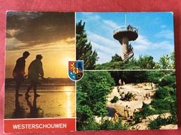 Nederland. Pays-Bas. Holland. Westerschouwen. - Nederland