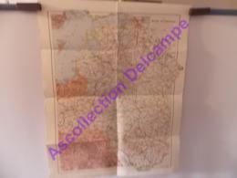 Carte Geographique Russie Occidentale Circa 1915 Ed La Science Et La Vie - Geographical Maps