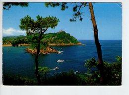 U3984 Postcard País Vasco > Guipúzcoa (San Sebastián), Vista Desde El Monte Urgull _ Ed MANIPEL - Guipúzcoa (San Sebastián)
