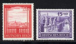 Allemagne Empire 1941 Yvert 728 / 729 ** TB - Unused Stamps