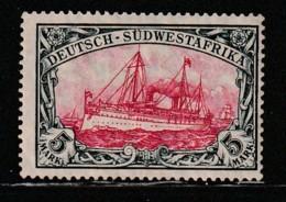 AFRIQUE Du SUD-OUEST - N°34 * (1906-12) - Colony: German South West Africa