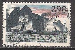 Norwegen  (1988)  Mi.Nr.  996  Gest. / Used  (1ac44)  EUROPA - Norwegen