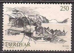 DK - Färöer  (1982)  Mi.Nr.  74  Gest. / Used  (1ac45) - Féroé (Iles)