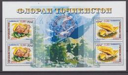 Tajikistan 04.01.2004 Mi # Bl 35, Nature Protection  MNH OG - Tajikistan