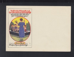 Dt. Reich PK Unfallbekämpfung Der Dt. Reichspost 1939 - Professions