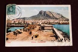 1 Carte Postale Espagne Alicante Vista General - Alicante