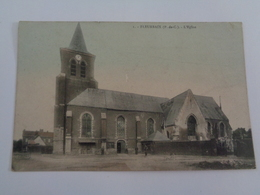 FLEURBAIX : L'église  ,n° 1 - Autres Communes