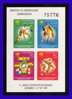 1961 - Colombia - Sc. C 419a - MNH - CO- 133 - Colombia