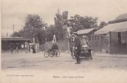 75 / PARIS / TRICYCLE A MOTEUR / UNE ENTREE - France