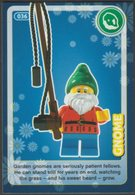 Lego Trading Card - Create The World - 036 Gnome - Trading Cards