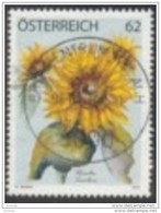 2013 -3049 - ° -  Sonnenblumen - 1945-.... 2. Republik