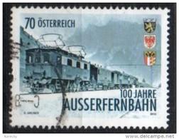 2013 -3086 -  ° -  100 Jahre Ausserfernbahn - 1945-.... 2. Republik