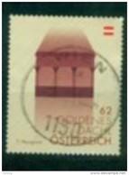 2013 - 3094 X - ° - FM 0,62 Goldenes Dachl Innsbruck - 1945-.... 2. Republik