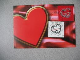 Carte-Maximum 2007 - N° 3996 Et 3997 - Cartoline Maximum