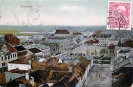 Tchequie - Prostějov - Prossnitz - Total - Verso : Expédiée à Un Gendarme Français à Tientsin Chine - Voir Oblitérations - Tchéquie