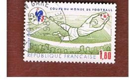 FRANCIA (FRANCE) -   SG 2530  -    1982   WORLD CUP FOOTBALL   -  USED - Gebraucht