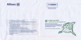 BRD Aschheim E-Postbrief GoGreen Robbe Allianz Versicherung Das Beste Für Die Umwelt - Umweltschutz Und Klima