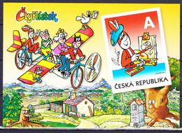 Tchéque République 2010, Carte Postale CPH 12B-3 - Postal Stationery