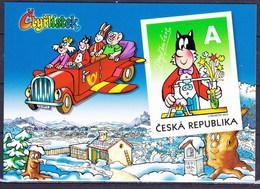 Tchéque République 2010, Carte Postale CPH 12B-4 - Postal Stationery
