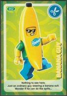 Lego Trading Card - Create The World - 052 Banana Guy - Altri