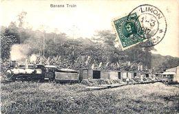 Cpa COSTA RICA - BANANA TRAIN - Northern 47 - Costa Rica